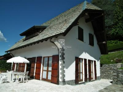 Alpine chalet for sale Piemonte Italy